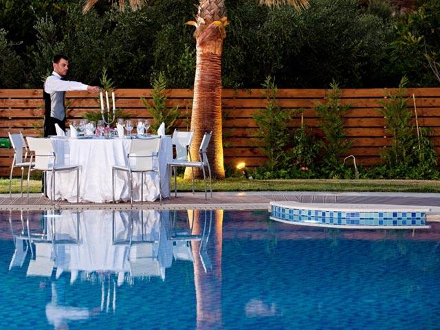 Lesante Luxury Hotel & Spa - Pool Area