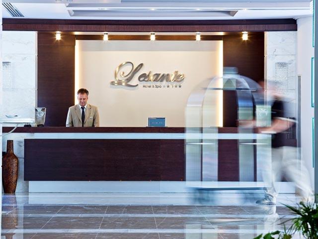 Lesante Luxury Hotel & Spa - Reception