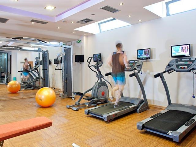 Lesante Luxury Hotel & Spa - Fitness Room