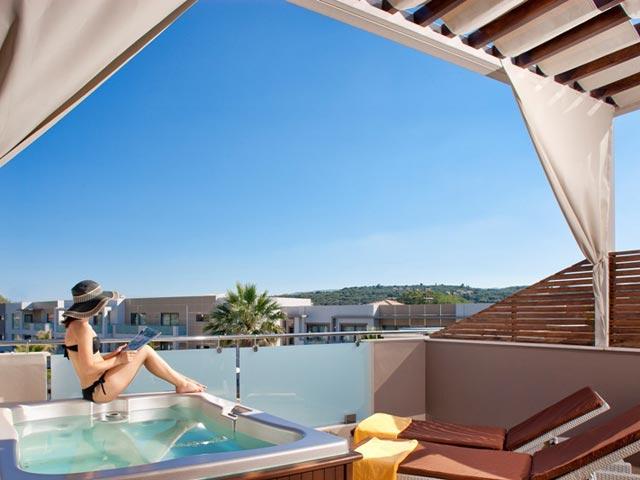 Lesante Luxury Hotel & Spa - Balcony
