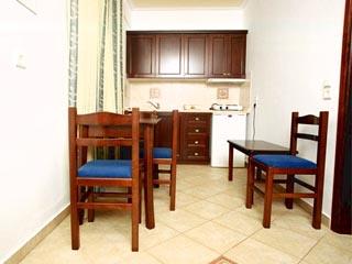 Vyzantio Hotel & Apartments - Kitchen