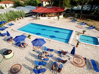 Vyzantio Hotel & Apartments - Swimming Pool