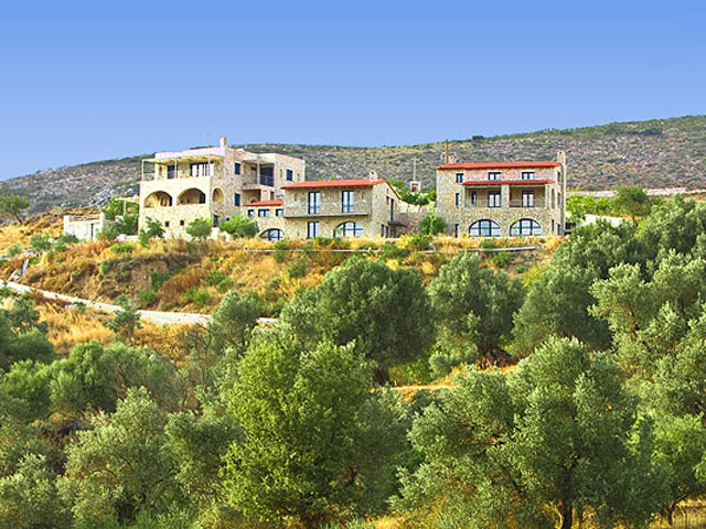 Aoritis Villas - Panoramic View