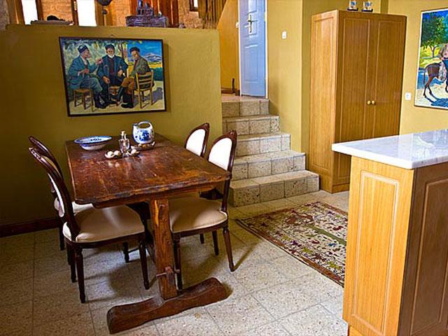 Aoritis Villas - Villa Rogalida Dining Room