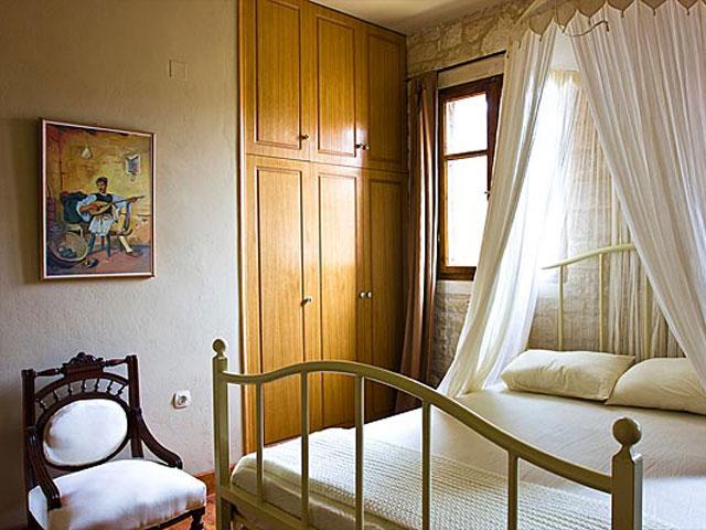 Aoritis Villas - Villa Rogalida Bedroom