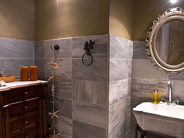 Aoritis Villas - Villa Rogalida Bathroom