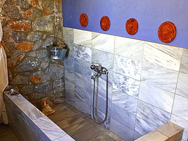 Aoritis Villas - Zygardele Apartment Bathroom