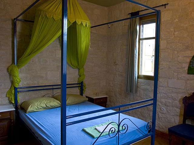 Aoritis Villas - Villa Kantinella Bedroom