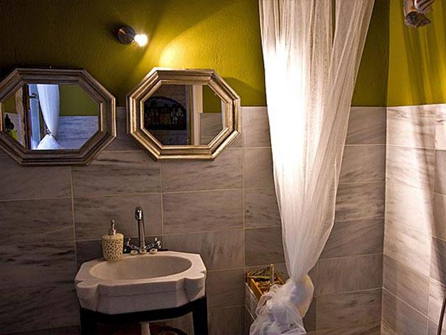 Aoritis Villas - Villa Kantinella bathroom