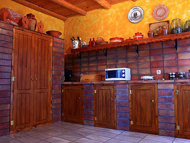 Aoritis Villas - Villa Manousaki Kitchen