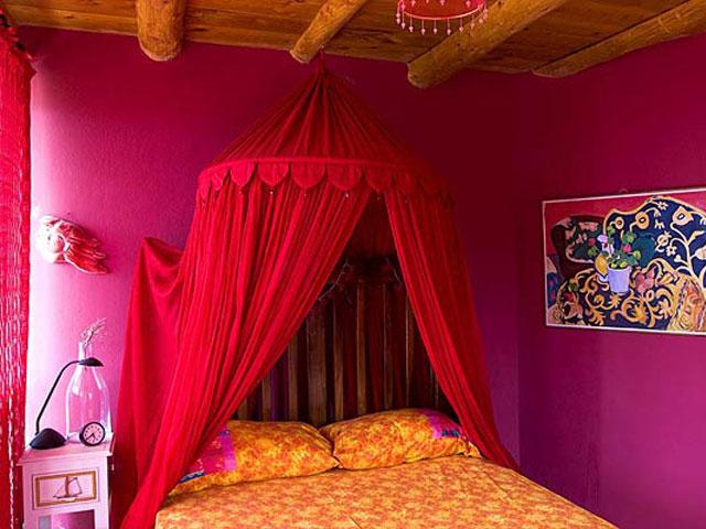 Aoritis Villas - Villa Petritis Bedroom
