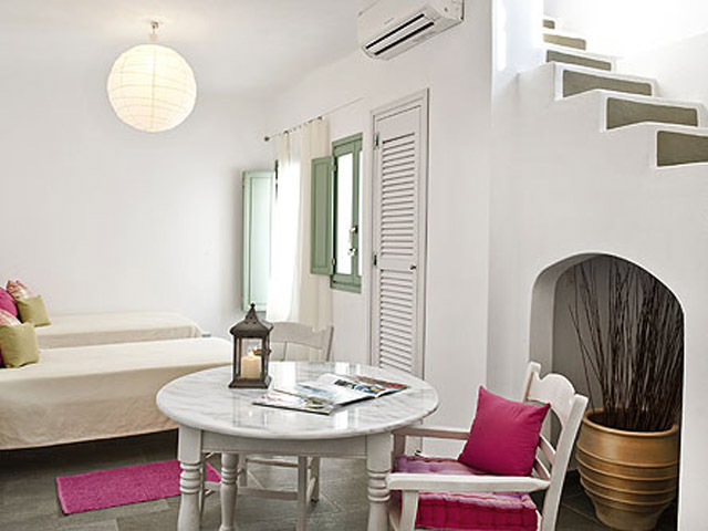 Aura Marina - Meltemi Bedroom