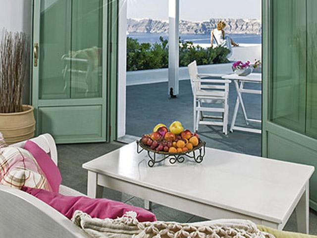 Aura Marina - Eolo Living Room