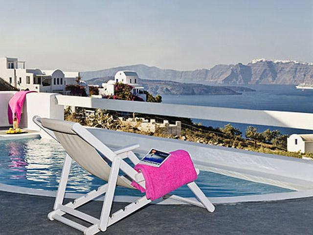 Aura Marina - Zephiros Swimming Pool