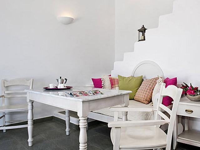 Aura Marina - Zephiros Living Room