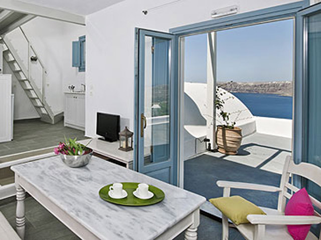 Aura Marina - Scirocco Living Room