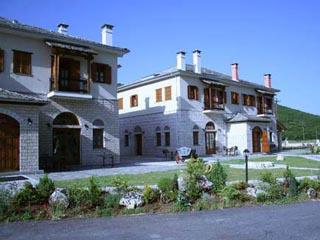 Dovra Hotel - Exterior View