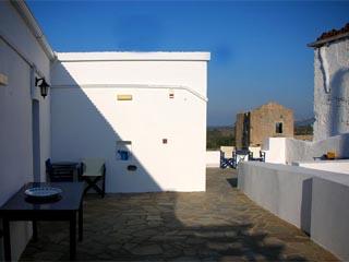 Kamares Apartments - Exterior View
