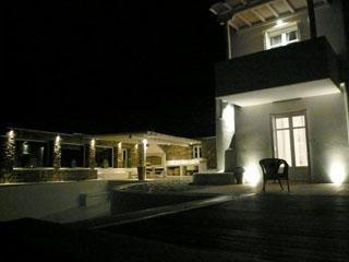 Mykonos White - Night View