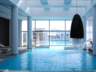 Diamond Deluxe Hotel and SPA - Indoor Pool