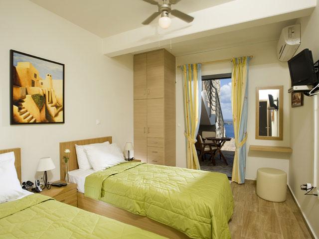 Elounda Solfez Villas - Bedroom