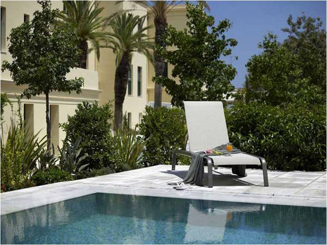 Poseidonion Grand Hotel - Pool Area
