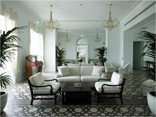 Poseidonion Grand Hotel - Interior View