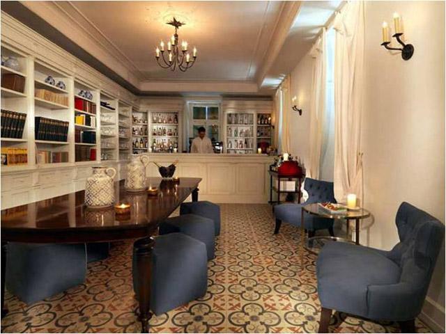 Poseidonion Grand Hotel - Bar