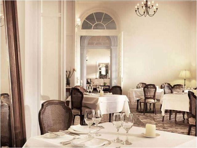 Poseidonion Grand Hotel - Restaurant