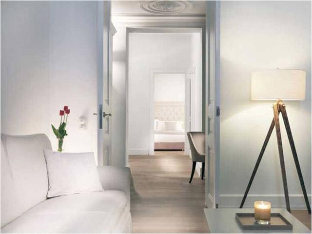 Poseidonion Grand Hotel - Living Room