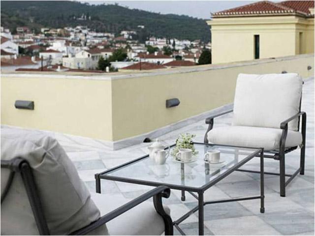 Poseidonion Grand Hotel - Balcony
