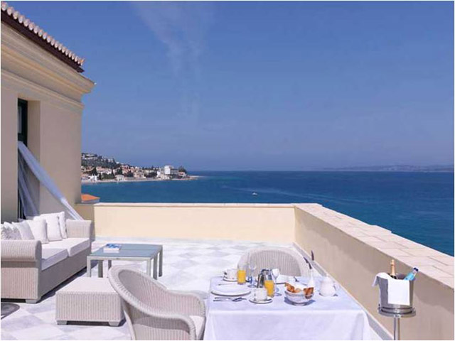 Poseidonion Grand HotelBalcony