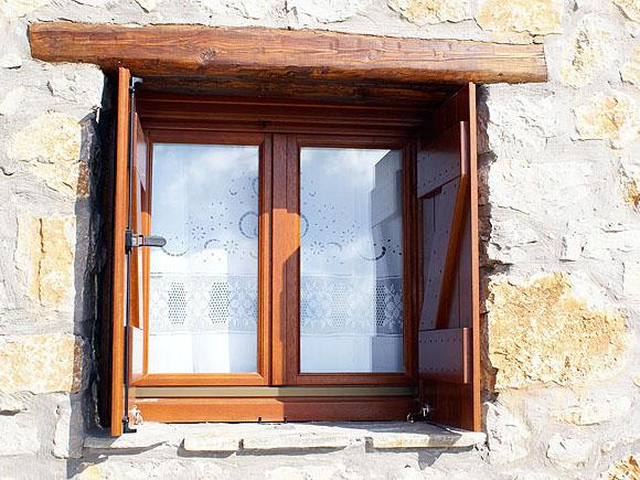 Vrachos Villas - Window