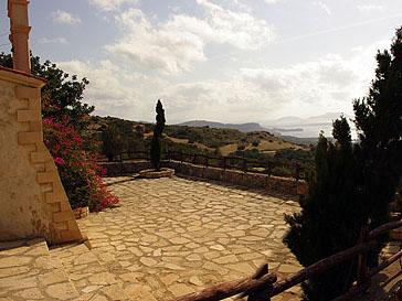 Vrachos Villas - Panoramic Church