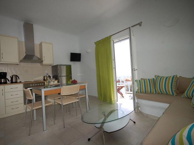 Villa Nireas Mykonos - Galateia Apartment
