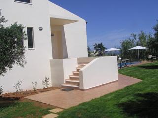 Anna Maria Villa - Backyard