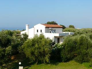 Anna Maria Villa - Exterior View