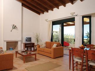 Anna Maria Villa - Living Room
