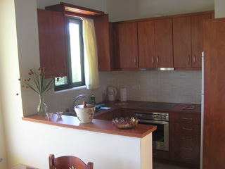 Anna Maria Villa - Kitchen