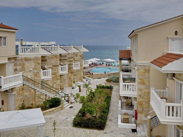 Jo An Beach Hotel Apartments -