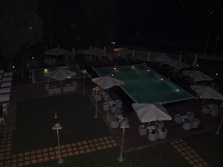 Amalias Hotel - Pool Deck
