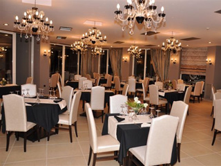 Amalias Hotel - Arethusa Restaurant