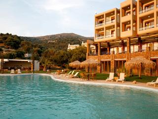 Evia Hotel & Suites - Pool Bar