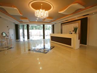 Evia Hotel & Suites - Reception