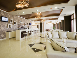 Evia Hotel & Suites - Bar