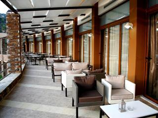 Evia Hotel & Suites - Cafe Veranda