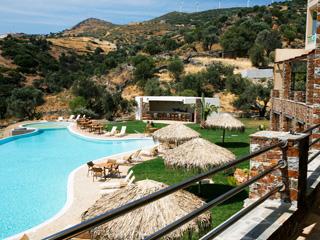 Evia Hotel & Suites - View Pool Garden