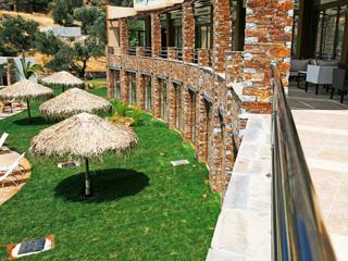 Evia Hotel & Suites - Restaurant Veranda
