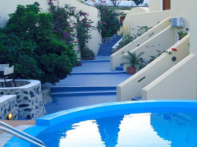 Ersi Villas - Pool Area