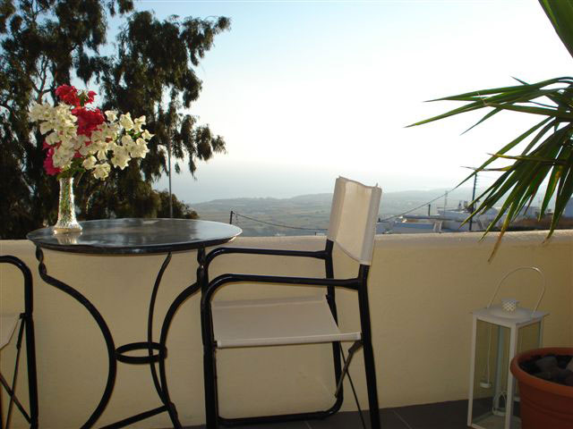 Ersi Villas - Balcony